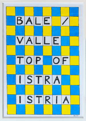 BALE / VALLE TOP OF ISTRIA